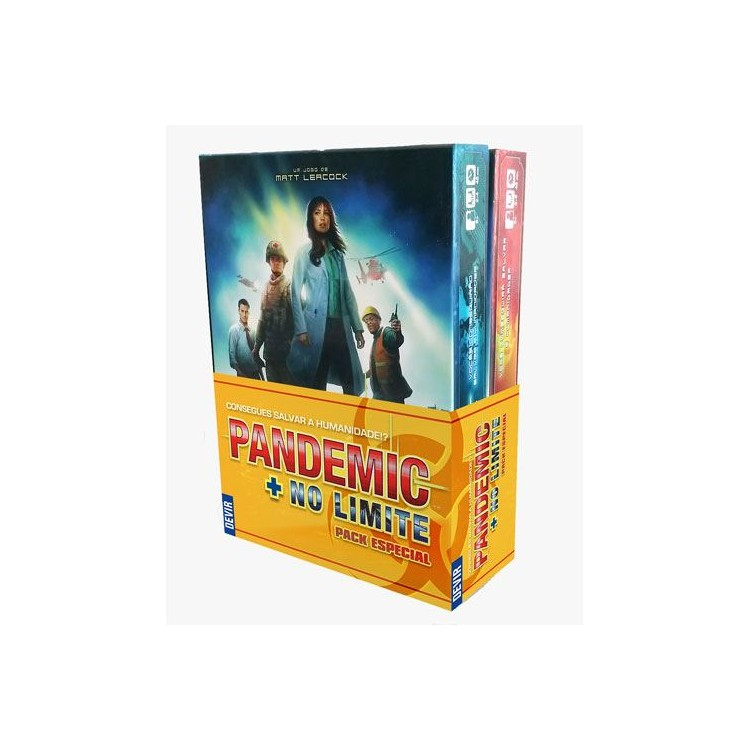 Pack Especial Pandemia + No Limite