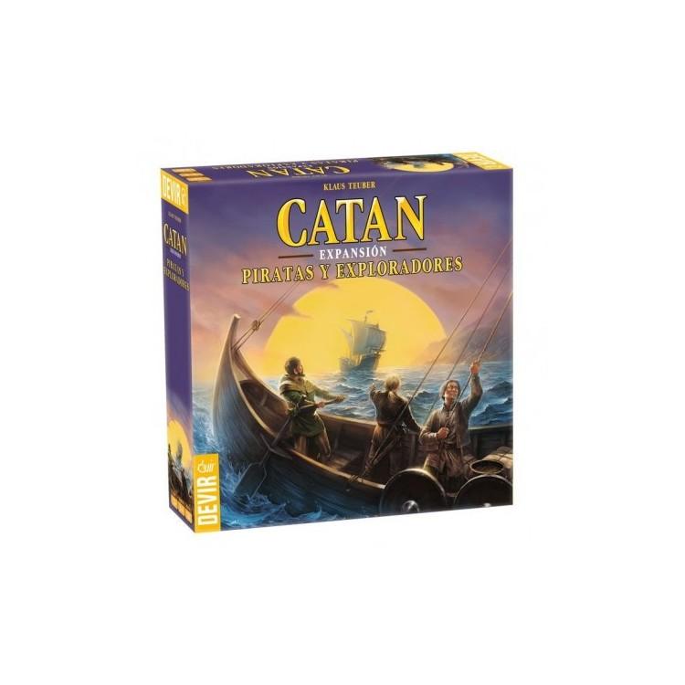 Catan: Piratas e Exploradores