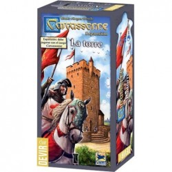Carcassonne: Exp.4 A Torre