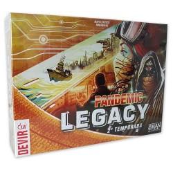 Pandemic Legacy 2 Yellow