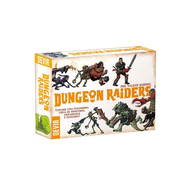Dungeon Raiders Português (nova ed.)
