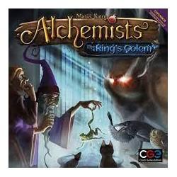 Alchemists: the King's Golem