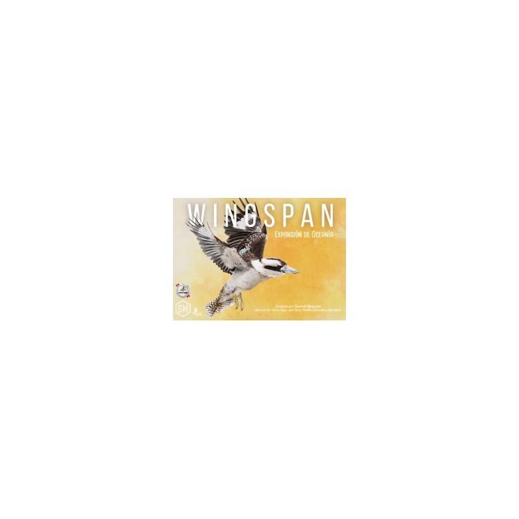Wingspan: Expansíon de Oceanía