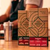 O nosso café é Amaterra Artisan Roastery. Um café de especialidade com torrefação artesanal em Portugal. Já conheces a Amaterra? Deixa o teu comentário aqui. 😊  #meeplencoffee #amaterracoffee #torrefação #torrefacaoartesanal